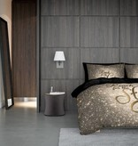 Nightlife Concept Bettwäsche Reach Stars Gold 200x200/220 60x70 (2)
