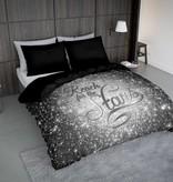 Nightlife Concept Bettwäsche Reach Stars Silber 240x200/220 60x70 (2)