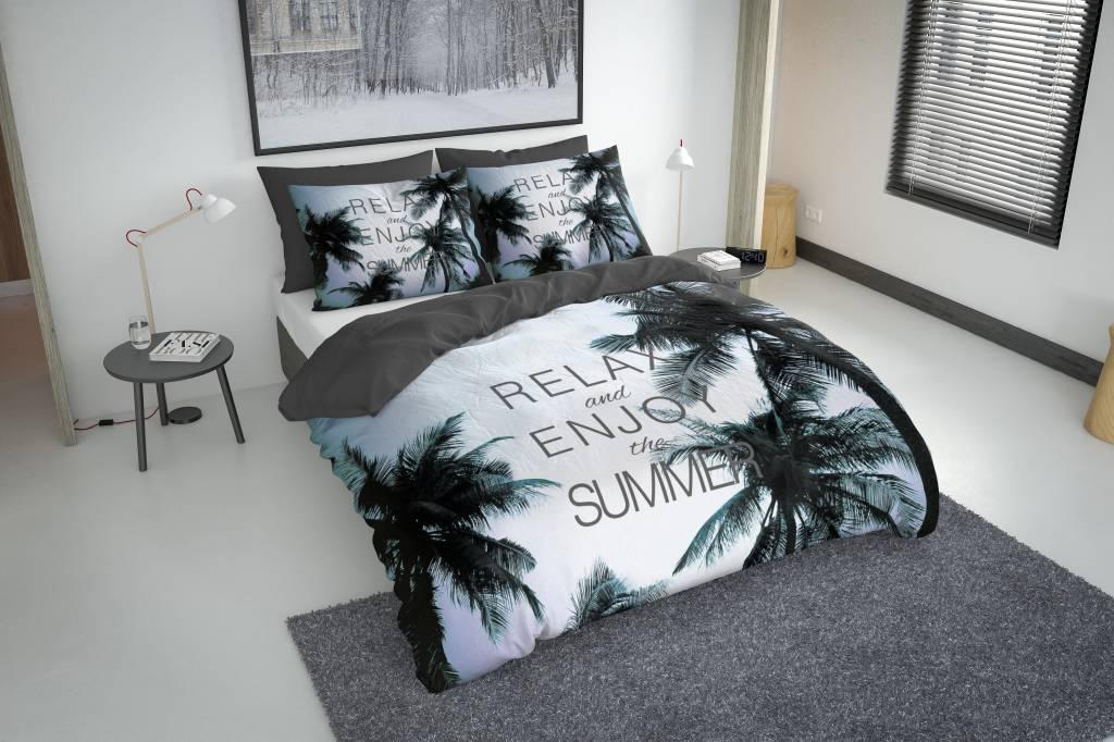 Bettwasche Summerjam Blau Eu Nightlifeliving