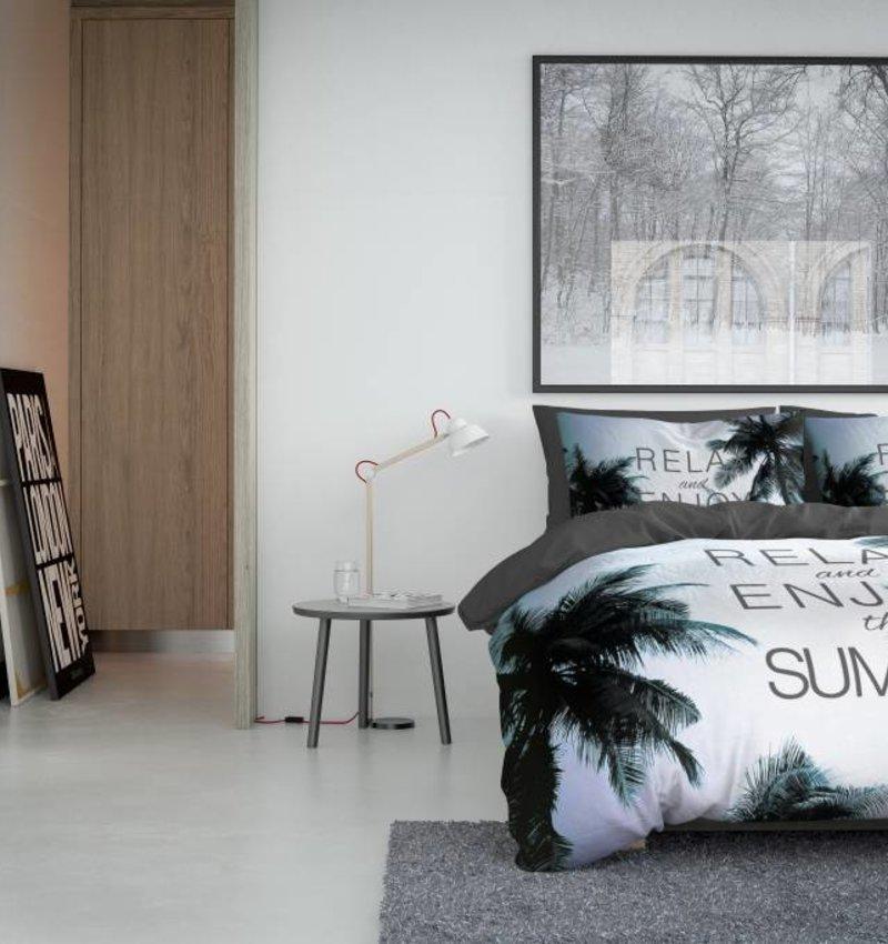 Nightlife Concept Bettwäsche Summerjam Blau 140x200/220 60x70 (1)