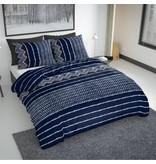 Nightlife Fresh Bettwäsche Indigo Blau 140x200/220 60x70 (1)