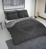 Nightlife Blue Bettwäsche Grandhotel Grau 240x200/220 60x70 (2)