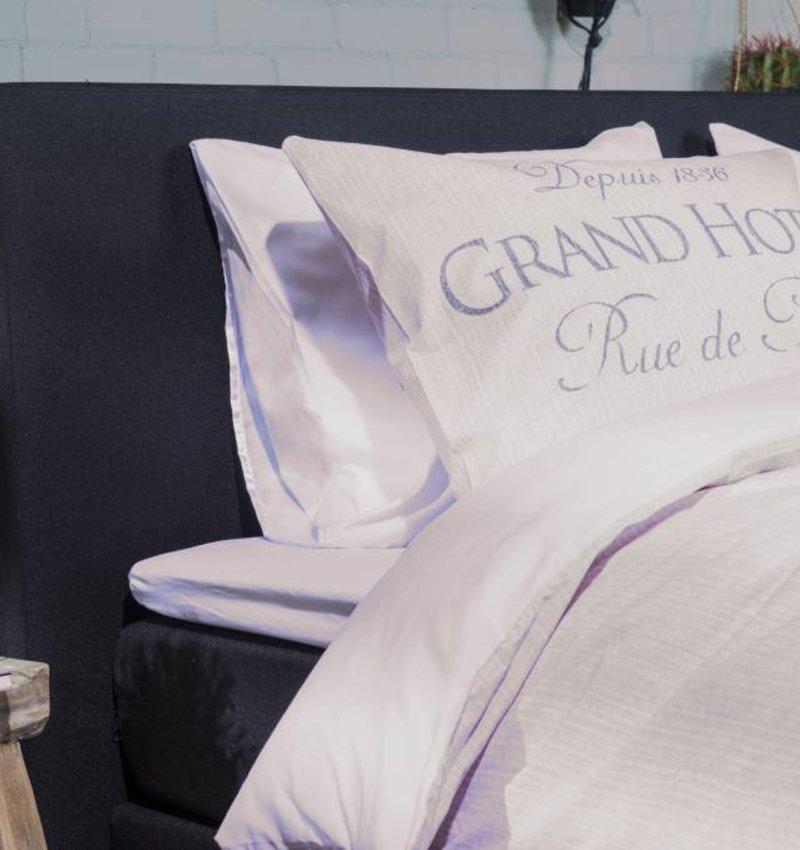 Nightlife Blue Bettwäsche Grandhotel Hellrosa 140x200/220 60x70 (1)