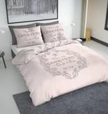 Nightlife Blue Bettwäsche Grandhotel Hellrosa 200x200/220 60x70 (2)