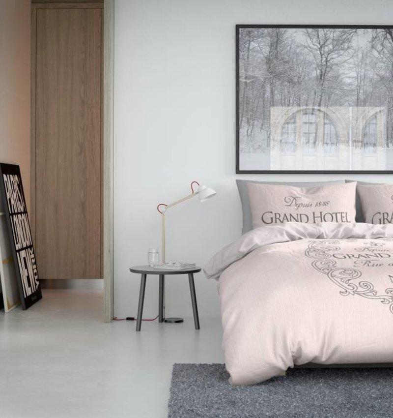 Nightlife Blue Bettwäsche Grandhotel Hellrosa 240x200/220 60x70 (2)