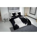 Nightlife Concept Bettwäsche Cow Schwarz 200x200/220 60x70 (2)