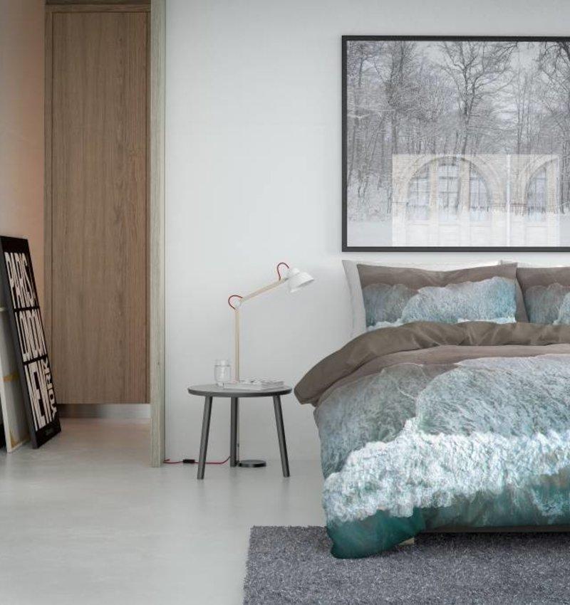 Nightlife Concept Bettwäsche Sahil Grun 200x200/220 60x70 (2)