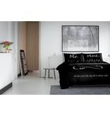 Nightlife Concept Bettwäsche Infinity fr Schwarz 200x200/220 60x70 (2)