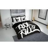 Nightlife Concept Bettwäsche Rock N Roll Schwarz 200x200/220 60x70 (2)