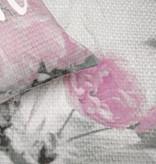 Nightlife Blue Bettwäsche Life in Bloom Grau 140x200/220 60x70 (1)