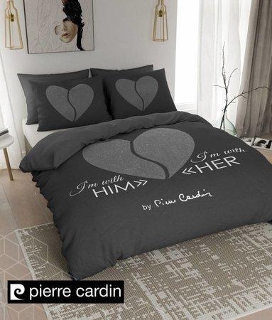 Pierre Cardin Him / Her Dunkel Grau Silber DE / PL