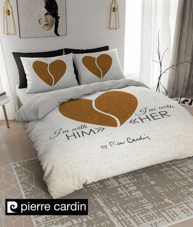 Pierre Cardin Him / Her Ecru Gold DE / PL