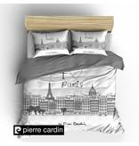 Pierre Cardin Bettwäsche I Love Paris Weiß DE / PL