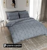Pierre Cardin Bettwäsche Jersey Leaf Blau EU