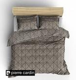 Pierre Cardin Bettwäsche Jersey Leaf Braun EU