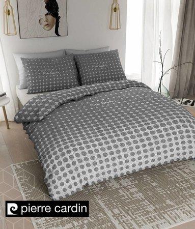 Pierre Cardin Jersey Look Grau EU