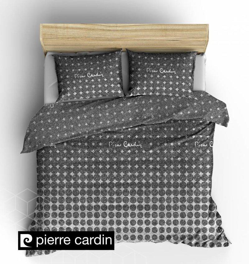 Pierre Cardin Bettwäsche Jersey Look Grau EU
