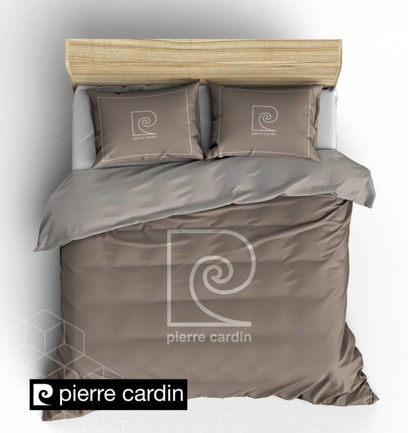 Pierre Cardin Bettwäsche Logo Braun DE / PL