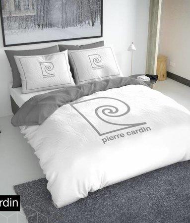 Pierre Cardin Logo Weiß DE / PL