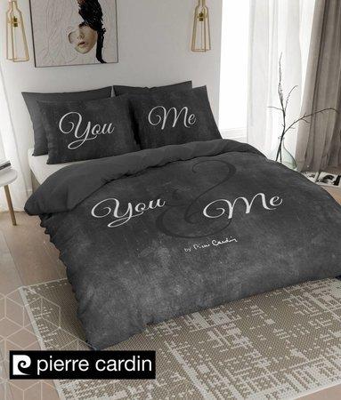 Pierre Cardin Stone Look Dunkel Grau EU