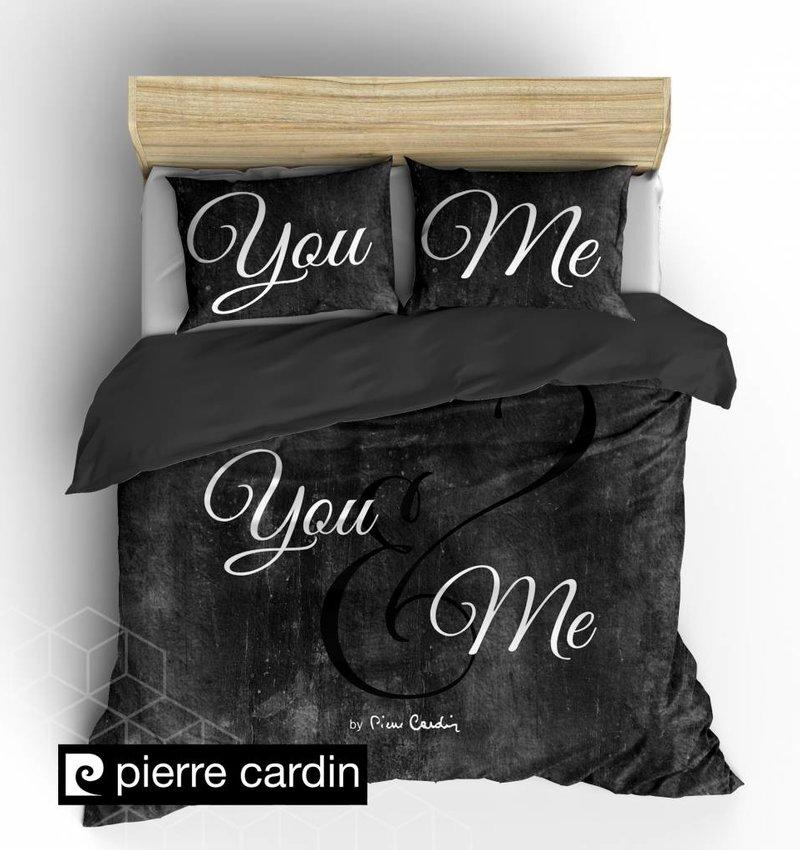 Pierre Cardin Bettwäsche Stone Look Dunkel Grau EU