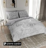 Pierre Cardin Bettwäsche Stone Look Grau EU