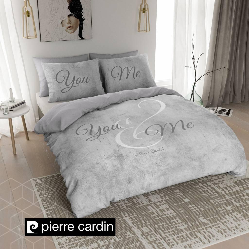 pierre cardin bettw sche stone look grau eu nightlifeliving. Black Bedroom Furniture Sets. Home Design Ideas
