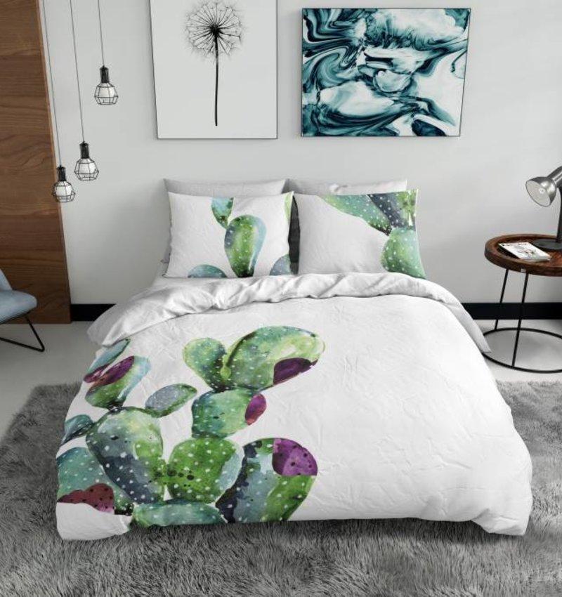 Nightlife Blue Bettwäsche Cactus - EU