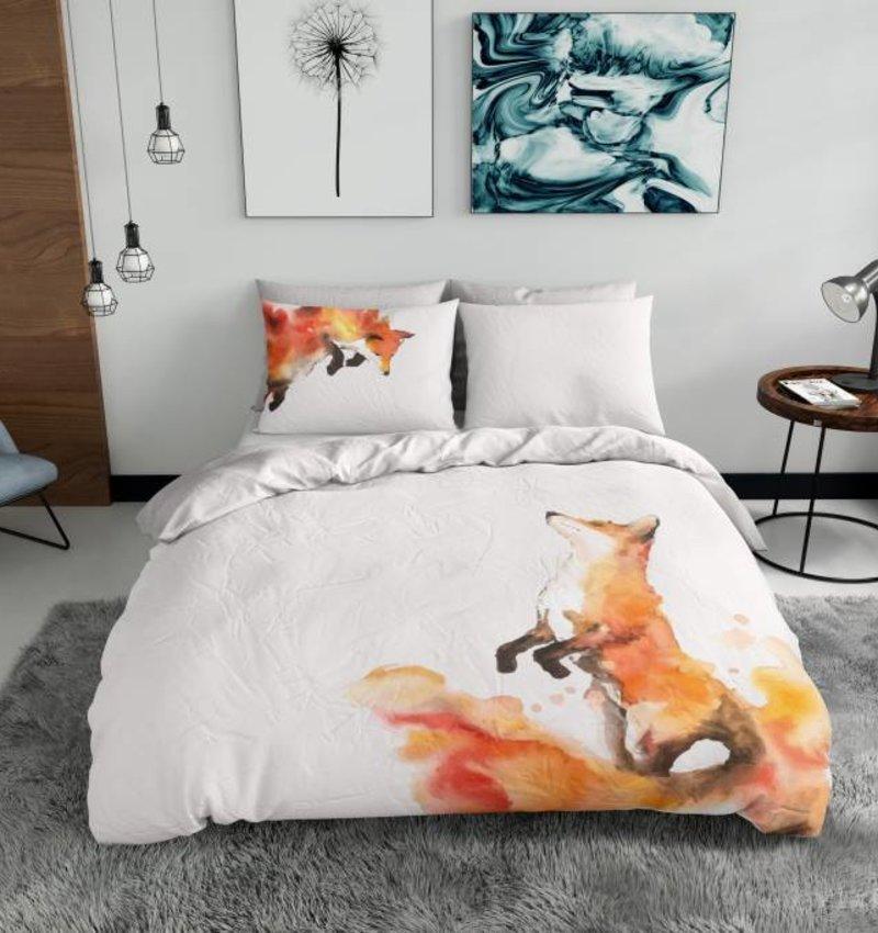 Nightlife Blue Bettwäsche Fox - EU