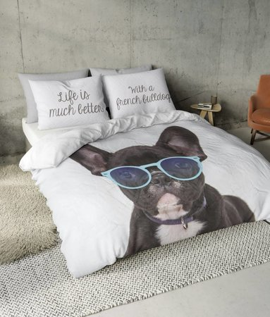Nightlife Blue French Bulldog - DE