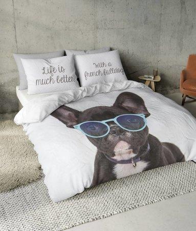 Nightlife Blue French Bulldog - EU