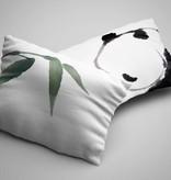 Nightlife Blue Kissenbezug Panda (2 stück)