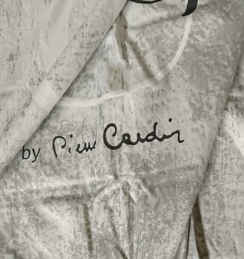 Pierre Cardin Bettwäsche Stone Look Beige DE / PL