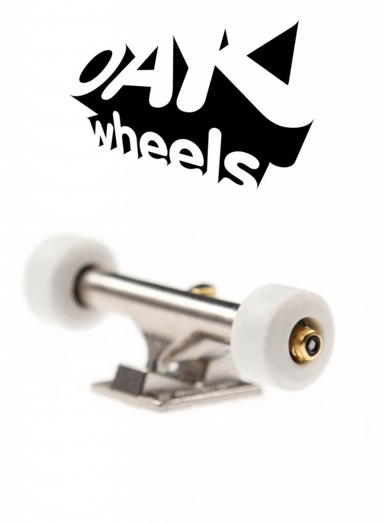 Oak Wheels RV2 White