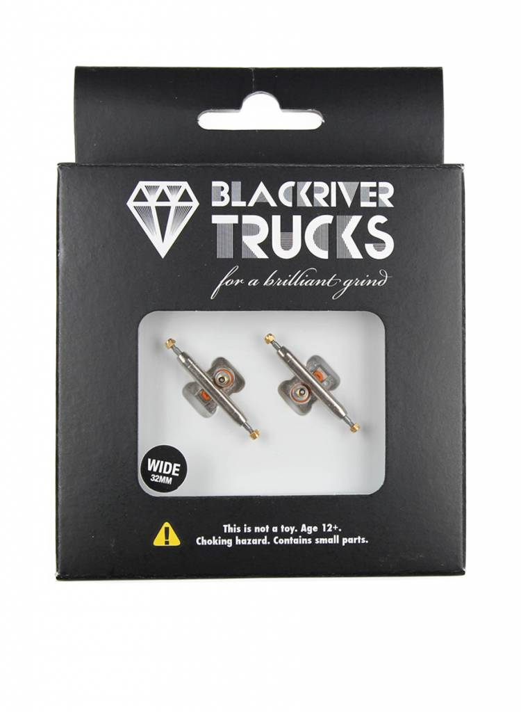 Blackriver Trucks Super Silver 32mm