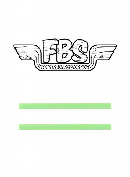 FBS Boardrails neon green