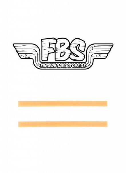 FBS Boardrails neon orange