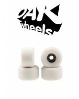 Oak Wheels RV2V White