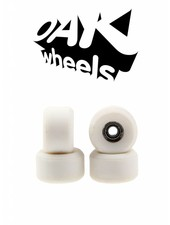 Oak Wheels RV2V White