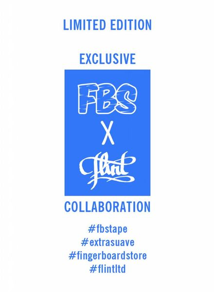 FBS Tape extra suave FLINT01