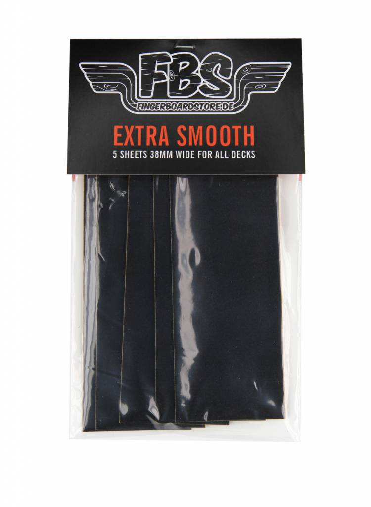 FBS Extra Smooth Uncut 38mm 3 Packs