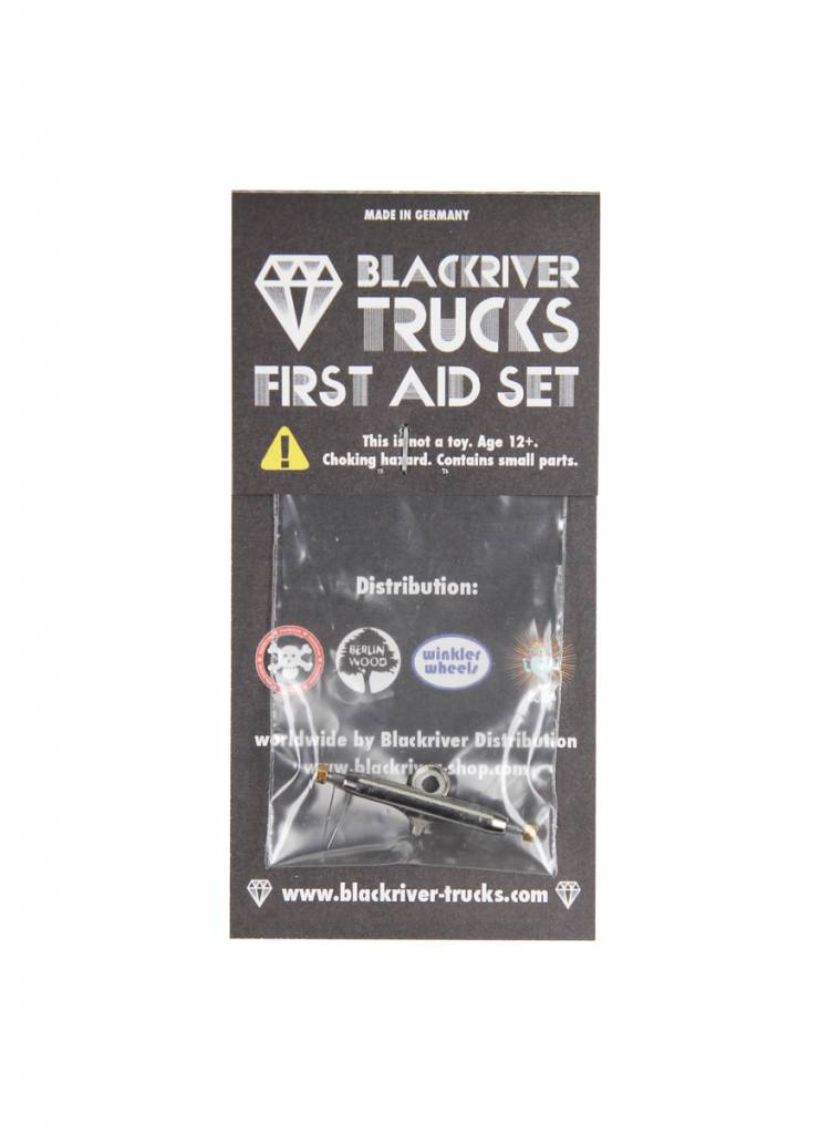 Blackriver First Aid - Single Hanger 32mm