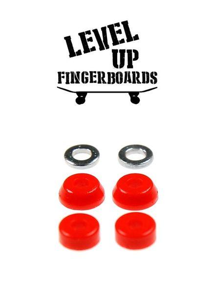 LevelUp Beta Bushings Red