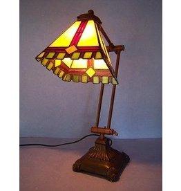 RoMaLux RML- 7555 Tiffany Bureaulamp