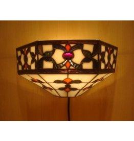RoMaLux RML- 5618 Tiffany wandverlichting