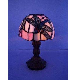 RoMaLux RML- 7311 Tiffany Tafellampje