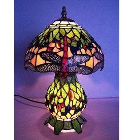 RoMaLux RML- 7598 Tiffany Tafellampje