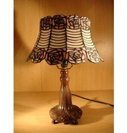RoMaLux RML- 7294 Tiffany Tafellamp