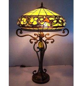 RoMaLux RML- 55607 Tiffany Tafellamp