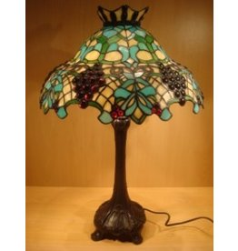 RoMaLux RML- 5626 Tiffany Tafellamp